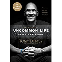 The One Year Uncommon Life Daily Challenge (English Edition)
