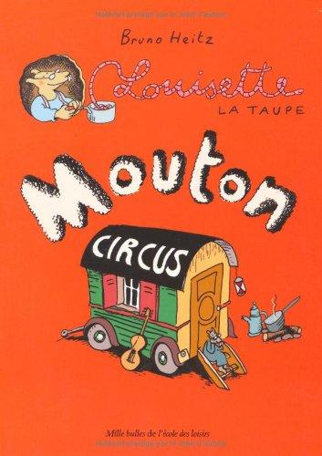Louisette la taupe : Mouton circus