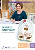 Learn to Embroider: With Instructor Pearl Louise Krush