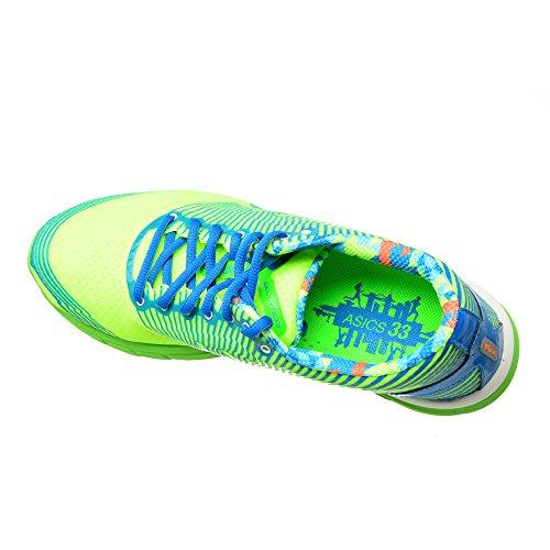 Asics GEL-Lyte33 3 Gelb T412Q0460 gelb/blau