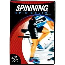 Spinning® Fitness DVD Spin und Slim - Bicicletas estáticas fitness (interior), color