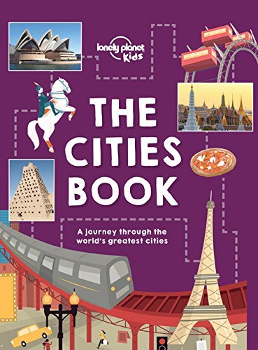 The Cities Book (Lonely Planet Kids) by Lonely Planet Kids (2016-09-20)