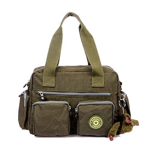 Messenger bag casuale/Tote bag/Borsa a tracolla/Borsa in nylon impermeabile-A A
