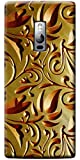 "Fashionury ""Protection Premium"" Designed Soft Silicon Back Case Cover For OnePlus 2"