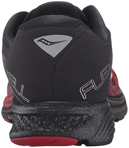 Saucony Men's Kinvara 7 Runshield Men's Footwear True Red Black
