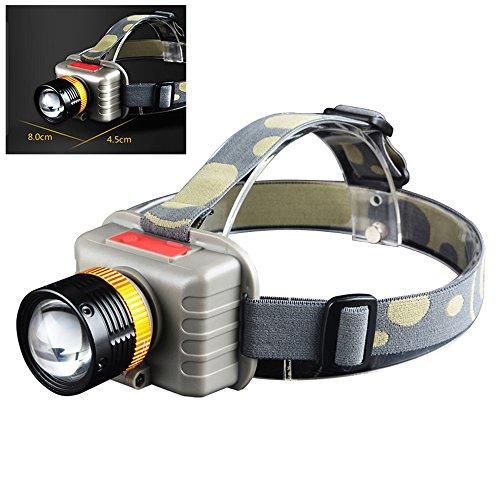 45w Flut (Lylgood USB Wiederaufladbar Stirnlampe LED Kopflampe Scheinwerfer 3 Lichtmodi USB Kabel IPX5 wasserfest Ideal für Camping Joggen Campinglampe Aussenleuchte 45W)