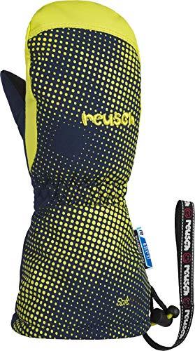 Reusch Baby Maxi R-TEX XT Mitten Handschuhe, Dress Blue/Lime, V