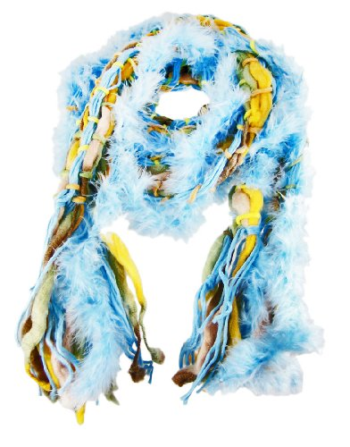 fluffy-woven-pastel-neck-scarf-light-blue-feather-trim