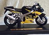 Motorrad Modell Maisto 1:18 Suzuki GSX-R 600