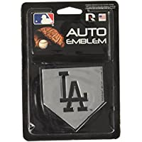 Rico Industries MLB LOS ANGELES DODGERS 3D Auto Chrom Aufkleber