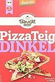 Bauckhof Pizzateig Dinkel Demeter, 6er Pack (6 x 350 g)