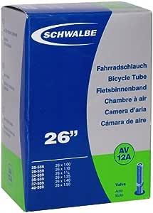 """Schlauch Schwalbe AV 12; 26x1 1//8-1.75/"""" 32//47-559//597 AV40mm"""