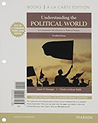 Understanding the Political World Books a la Carte Edition (12th Edition) by James N. Danziger (2015-01-09)