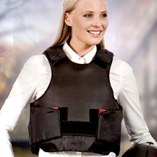 Speq Schwarzes Pferd Reit Pferdesport Körper Sicherheit Schutzweste - - Body Pferd Protector