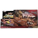 Cars 3 - Pista Choques Locos (Mattel DXY95)