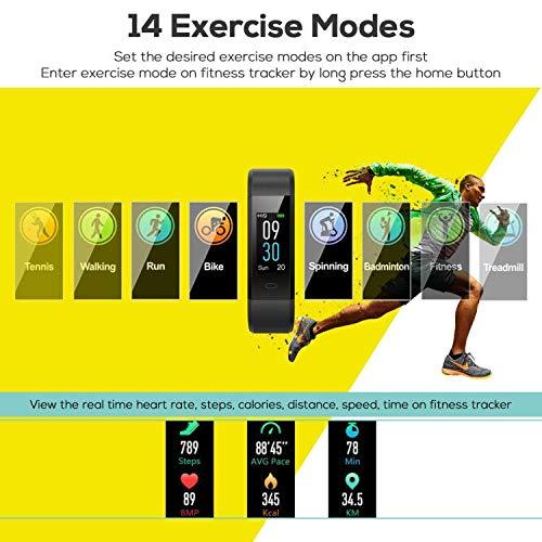 Zoom IMG-3 chereeki fitness tracker ip68 orologio