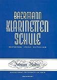 Johann Andre 'musica Verlag Orso Uomo Clarinetto Scuola 1–INIZIO ALLA pratica Scuola
