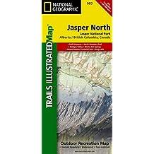 Jasper North: Trails Illustrated National Parks