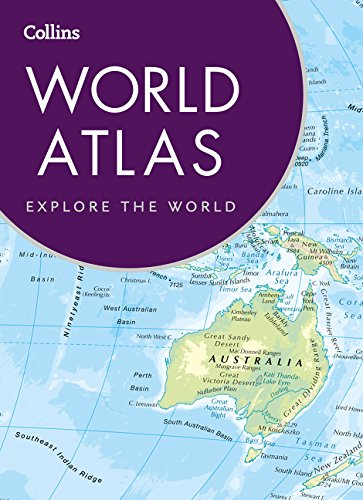 Collins World Atlas: Paperback Edition por Collins Maps