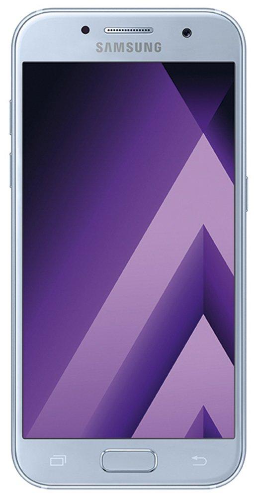 samsung galaxy a3 2017 smartphone 4 7 zoll 12 04 cm. Black Bedroom Furniture Sets. Home Design Ideas