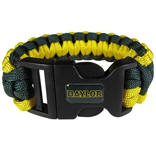 Siskiyou Baylor Bears Survivor Armband, Grün, L Baylor University Bears