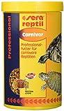 sera 01822 reptil Professional Carnivor 1000 ml - Fleisch fressende Reptilien ernähren wie die Profis
