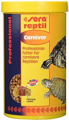 Sera 01822 reptil Professional Carnivor 330 g - Fleisch fressende Reptilien ernähren wie die Profis