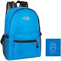 BeGreat 35L Mochila Impermeable Senderismo, Mochila Plegable Ultra Ligera para Hombres Mujeres Niños para Escuela Excursiones Viaje Camping Trekking, Color Azul