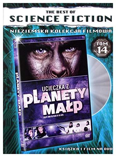 Escape from the Planet of the Apes [DVD]+[KSIĄŻKA] [Region 2] (IMPORT) (Keine deutsche Version)
