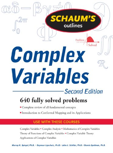 Schaum's Outline of Complex Variables, 2ed (Schaum's Outlines) (English Edition)