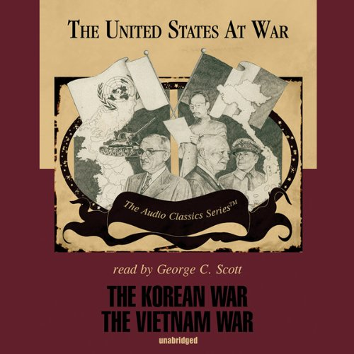 The Korean War and The Vietnam War  Audiolibri
