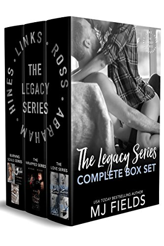 The Legacy Series ( Volume 1): The Love Series, Wrapped Series, And The Burning Souls Series. por Mj Fields epub