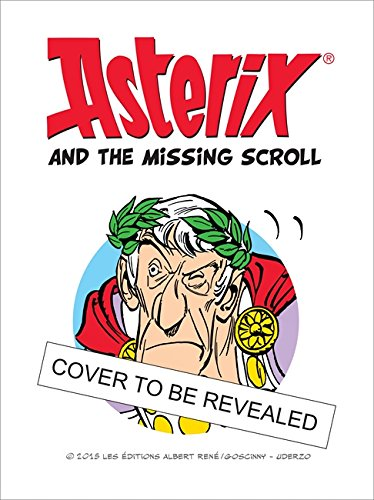 Asterix and the Missing Scroll: Album 36