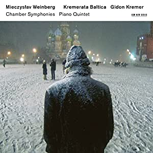 Mieczyslaw Weinberg: Chamber Symphonies & Piano Quintet