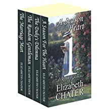 The Elizabeth Chater Regency Romance Collection #1 (English Edition)
