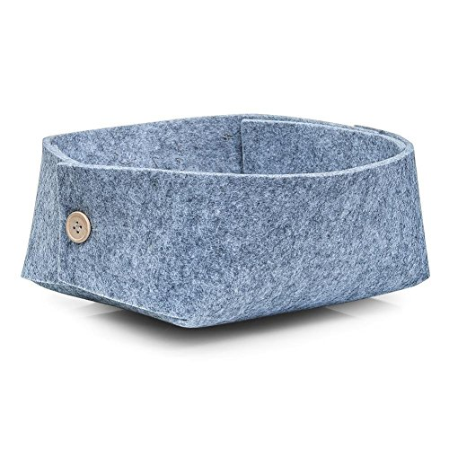 decorative-basket-foldable-felt-basket-with-handle-21-x-19-x-10-cm-grey-felt