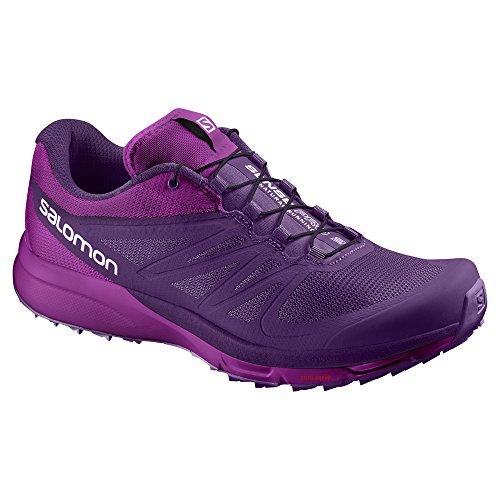 Salomon Sense Pro 2, Scarpe da Corsa Donna Purple