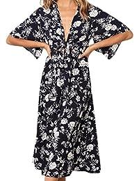 Amazon.it  Rcool - Vestiti   Donna  Abbigliamento 7f1e39276de