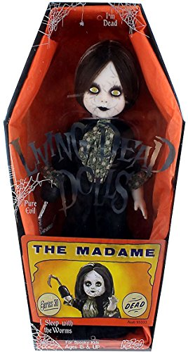 Living Dead Dolls Series 30 Freakshow Madame 10.5 Doll by Living Dead Dolls