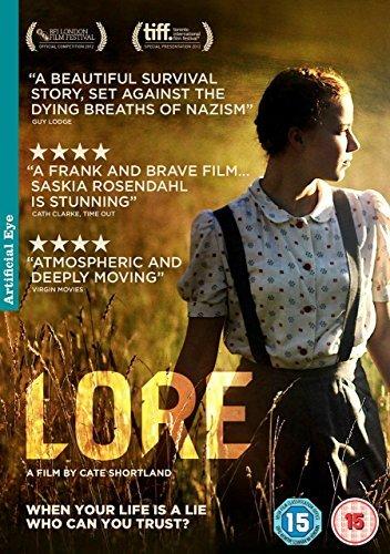 Lore [DVD] by Saskia Rosendahl