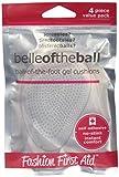 Fashion First Aid: Belle of the Ball: Fußballen-Geleinlage Gelkissen Gelpolster Gel-Sohlen für Schuhe mit Absatz