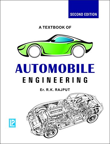 Basic Automobile Engineering Ebook