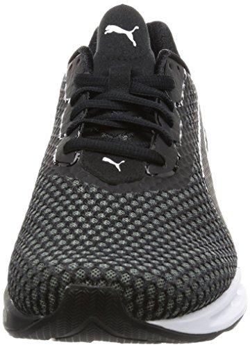 Femme Ignite De Noir Chaussures Puma 3 Wn's Running Compétition 0Za1qq
