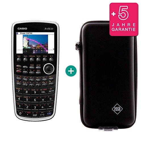Casio FX CG 20 + Erweiterte Garantie + Schutztasche