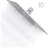 Best Rain Shower Heads - Derpras Square Rain Shower Head 304 Stainless Steel Review