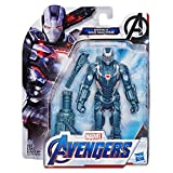 Avengers-6In Movie War Machine, (Hasbro E3929ES0)