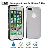 Apple iPhone 7 PLUS wasserdichte Outdooor Schutzhülle Waterproof Case staub-, wasser- und...
