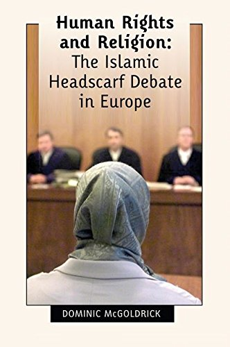 Human Rights and Religion: The Islamic Headscarf Debate in Europe