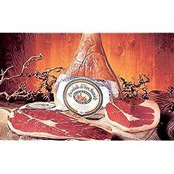"""2,4kg Luftgetrockneter Rohschinken Prosciutto di San Daniele DOP natürlich gereift *Premium Qualität* ohne Knochen ein Viertel am Stück -""""Gambero Rosso"""" Preisgekrönt"""