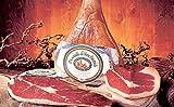2,2kg Luftgetrockneter Rohschinken Prosciutto di San Daniele DOP natürlich gereift *Premium Qualität* ohne Knochen ein Viertel am Stück -